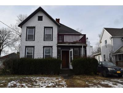Binghamton Multi Family Home For Sale: 59 Griswold Street