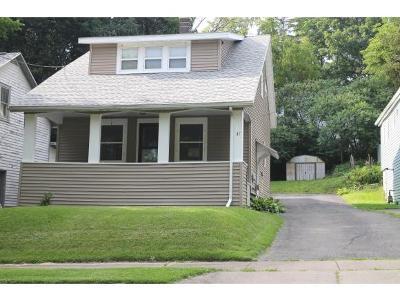 Binghamton Single Family Home For Sale: 37 Nash