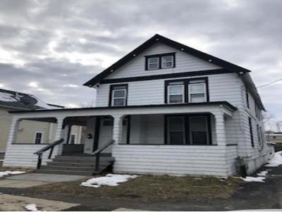 Binghamton Multi Family Home For Sale: 208 Oak