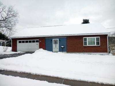 Binghamton Single Family Home For Sale: 22 Rossmore Place