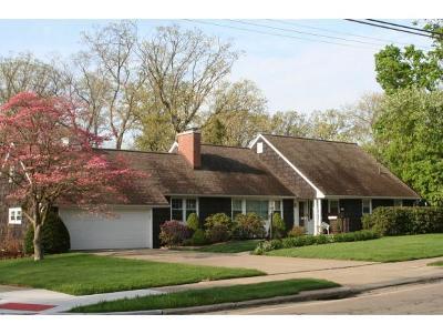 Binghamton Single Family Home For Sale: 87 Highland Avenue