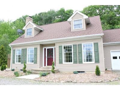 Owego NY Single Family Home For Sale: $225,000