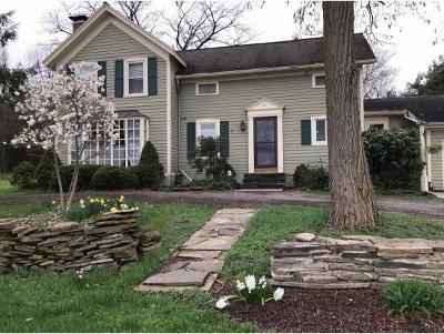 Vestal NY Single Family Home For Sale: $180,000