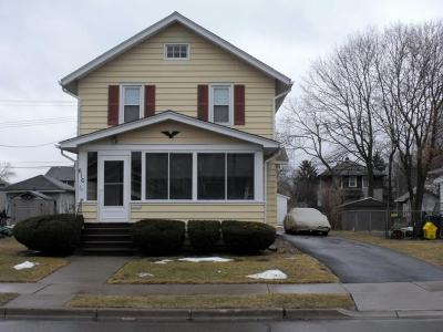 Endicott NY Single Family Home For Sale: $88,900