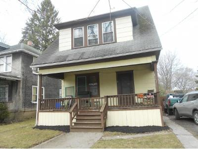Cortland NY Single Family Home For Sale: $114,900