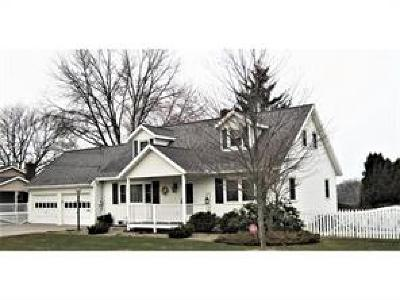 Johnson City NY Single Family Home For Sale: $210,000