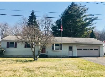 Binghamton NY Single Family Home For Sale: $143,500