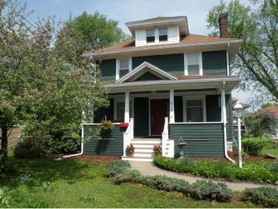 Endicott NY Single Family Home For Sale: $149,500