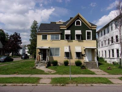 Binghamton Multi Family Home For Sale: 48 North St