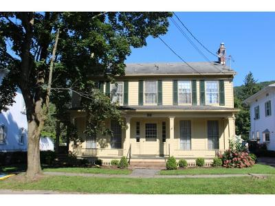 Owego NY Single Family Home For Sale: $189,900