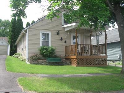 Binghamton NY Single Family Home For Sale: $86,900