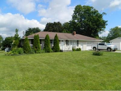Conklin NY Single Family Home For Sale: $149,900