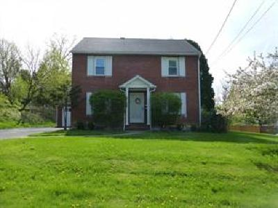 Broome County, Cayuga County, Chenango County, Cortland County, Delaware County, Tioga County, Tompkins County Single Family Home For Sale: 10 Denton Rd.