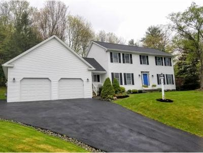 Binghamton NY Single Family Home For Sale: $239,900