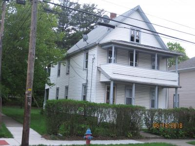 Binghamton Multi Family Home For Sale: 111 Schubert Street