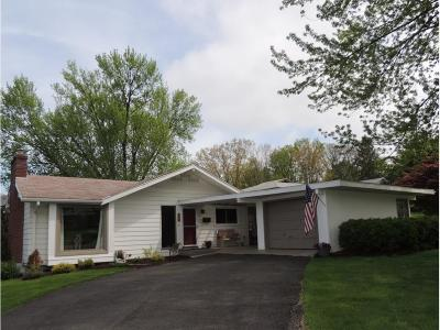 Endwell Single Family Home For Sale: 629 Lacey Drive