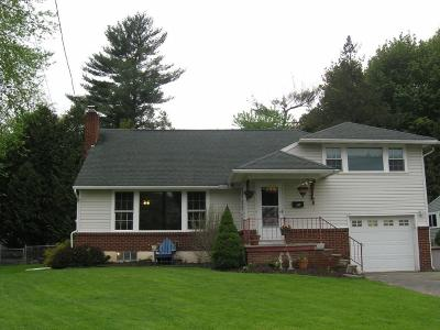 Binghamton NY Single Family Home For Sale: $149,000