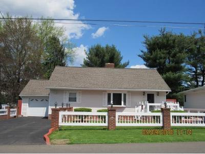 Binghamton Single Family Home For Sale: 6 Stearns Road