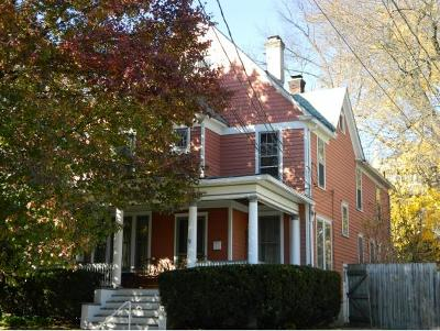 Single Family Home For Sale: 8 Lincoln Ave