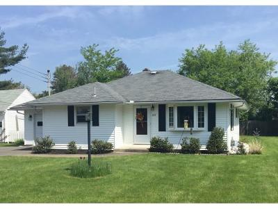 Binghamton Single Family Home For Sale: 23 Ritchie Road