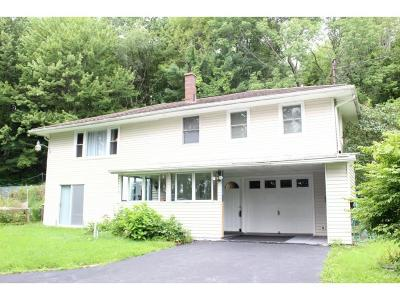 Binghamton NY Single Family Home For Sale: $134,900