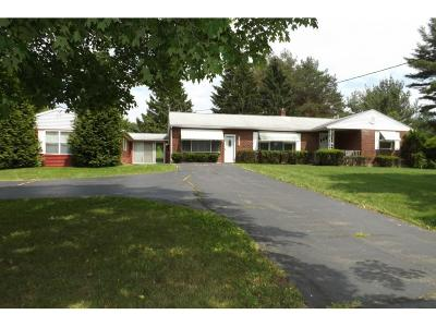 Vestal Single Family Home For Sale: 2899 Route 26 South