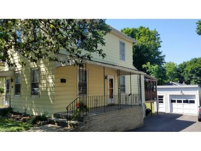 Owego Single Family Home For Sale: 109 Franklin