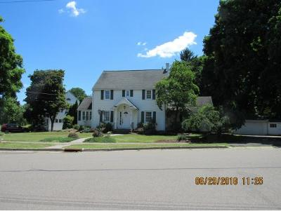 Broome County, Cayuga County, Chenango County, Cortland County, Delaware County, Tioga County, Tompkins County Single Family Home For Sale: 2100 Riverview Drive