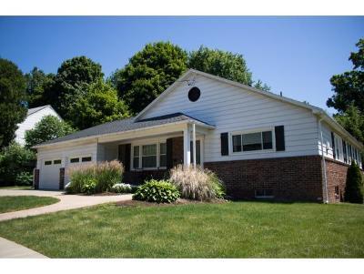 Binghamton NY Single Family Home For Sale: $184,900
