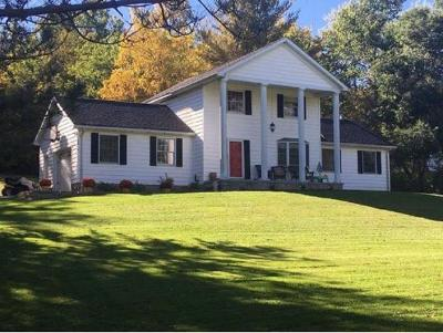 Broome County, Chenango County, Cortland County, Tioga County, Tompkins County Single Family Home For Sale: 869 Nys Rte 79