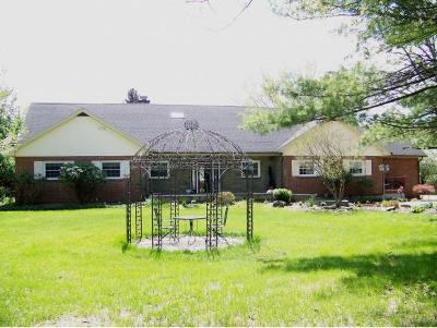 Binghamton Single Family Home For Sale: 227 Riverside Drive
