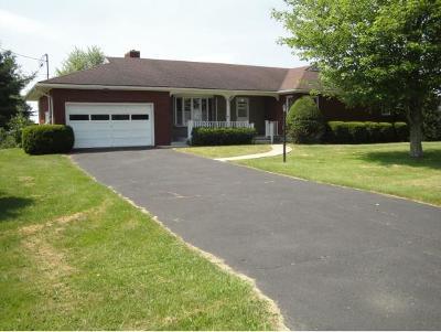 Endicott NY Single Family Home For Sale: $209,900
