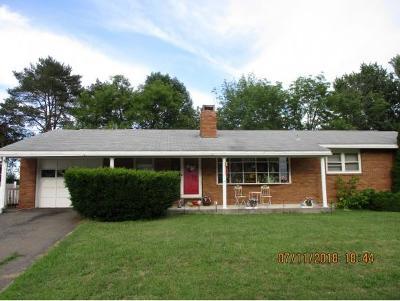 Endicott Single Family Home For Sale: 712 Milan Avenue