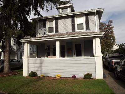 Binghamton Single Family Home For Sale: 3 Macon St