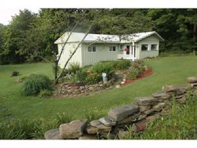 Newark Valley Single Family Home For Sale: 1274 Russell Rd
