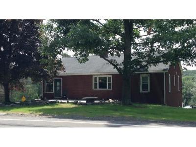 Binghamton NY Single Family Home For Sale: $129,000