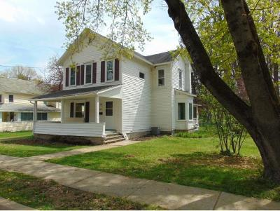 Owego Single Family Home For Sale: 496 East Main