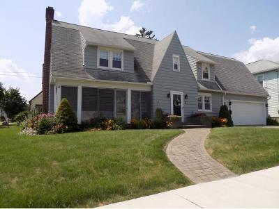 Broome County, Cayuga County, Chenango County, Cortland County, Delaware County, Tioga County, Tompkins County Single Family Home For Sale: 408 Mersereau Avenue