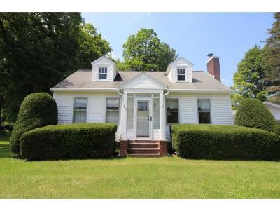 Binghamton Single Family Home For Sale: 535 Castle Creek Road