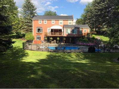 Binghamton Single Family Home For Sale: 2033 Cheshire Road