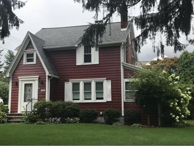 Broome County, Cayuga County, Chenango County, Cortland County, Delaware County, Tioga County, Tompkins County Single Family Home For Sale: 310 Riverside Drive
