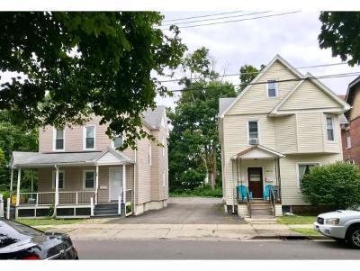 Binghamton Multi Family Home For Sale: 32-34 Walnut Street