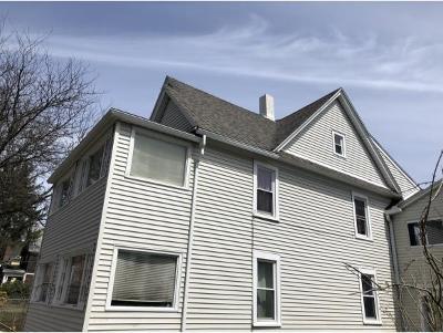 Binghamton NY Single Family Home For Sale: $119,900