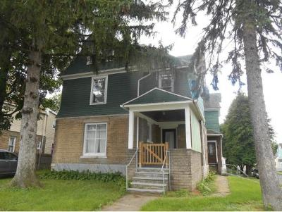 Binghamton Multi Family Home For Sale: 35 Downs Ave