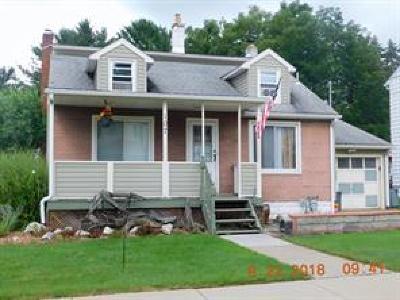 Johnson City NY Single Family Home For Sale: $132,500