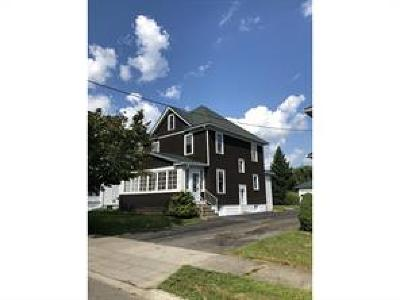Binghamton NY Single Family Home For Sale: $139,900