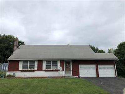 Broome County, Chenango County, Cortland County, Tioga County, Tompkins County Single Family Home For Sale: 16 Glann Road