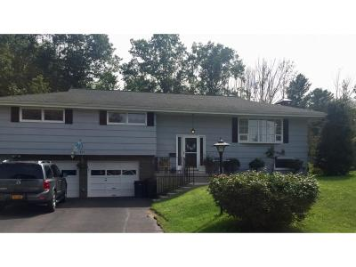 Vestal NY Single Family Home For Sale: $219,000