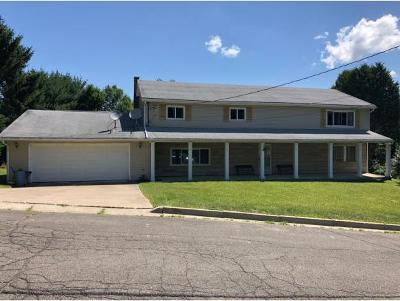 Broome County, Chenango County, Cortland County, Tioga County, Tompkins County Single Family Home For Sale: 1408 Miner Circle