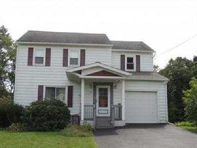 Endicott NY Single Family Home For Sale: $189,900
